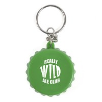 Bottle Pop Keyring