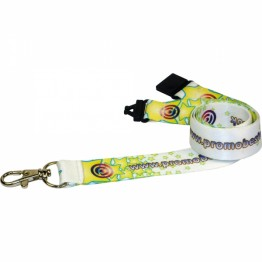 15mm Dye Sublimation Lanyard
